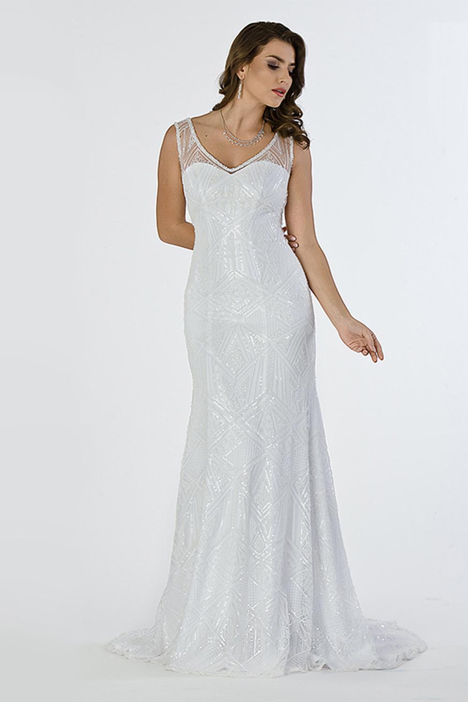Festliche Brautkleider - für einen bezaubernden Auftritt beim Standesamt